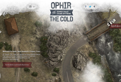 Ophir The Cold